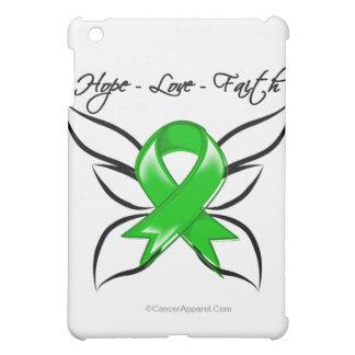 Bile Duct Cancer Hope Love Faith Cover For The iPad Mini