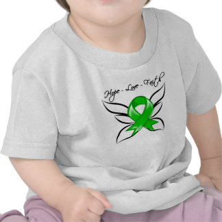 Bile Duct Cancer Hope Love Faith T-shirts