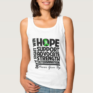 Bile Duct Cancer Hope Support Advocate Basic Tank Top