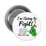 Bile Duct Cancer I am Going To Fight Pin