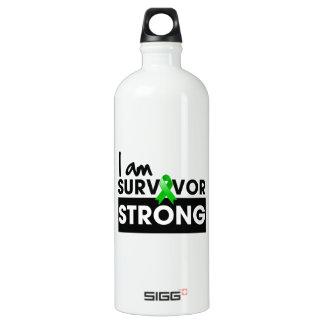 Bile Duct Cancer I am Survivor Strong SIGG Traveler 1.0L Water Bottle