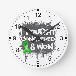 Bile Duct Cancer I Fought Conquered Won Clocks
