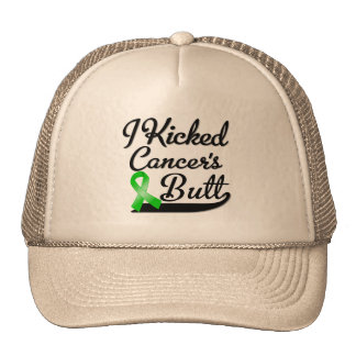 Bile Duct Cancer I Kicked Butt Mesh Hats