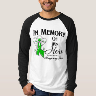 Bile Duct Cancer In Memory of My Hero T-Shirt