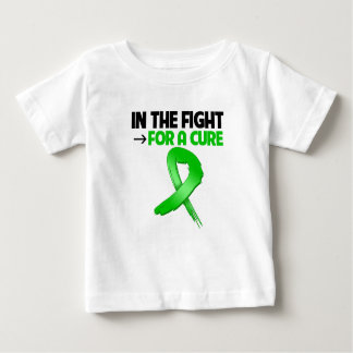 Bile Duct Cancer In The Fight For a Cure Baby T-Shirt