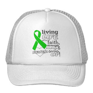 Bile Duct Cancer Living Life With Faith Mesh Hats