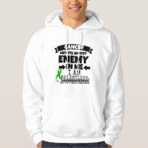 Bile Duct Cancer Met Its Worst Enemy in Me Hoodie