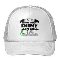 Bile Duct Cancer Met Its Worst Enemy in Me Trucker Hat