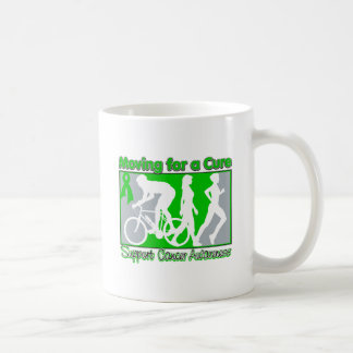 Bile Duct Cancer Moving For A Cure Classic White Coffee Mug