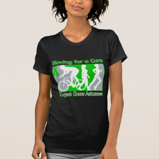 Bile Duct Cancer Moving For A Cure Shirt