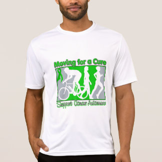 Bile Duct Cancer Moving For A Cure Tshirt
