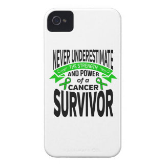 Bile Duct Cancer Never Underestimate Strength iPhone 4 Covers