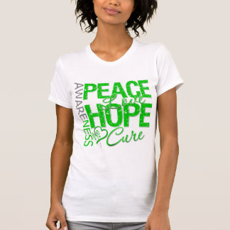 Bile Duct Cancer Peace Love Cure Shirts