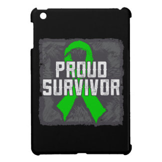 Bile Duct Cancer Proud Survivor iPad Mini Cover