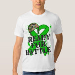 Bile Duct Cancer Ready For Battle T-shirt
