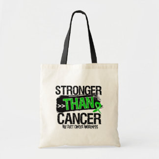Bile Duct Cancer  - Stronger Than Cancer Bags