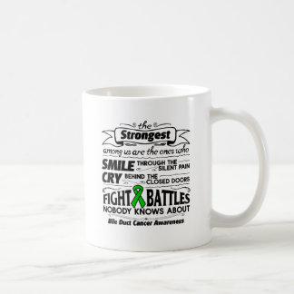 Bile Duct Cancer Strongest Among Us Coffee Mug