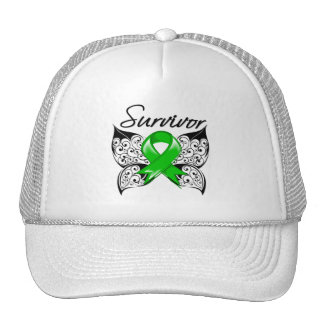 Bile Duct Cancer Survivor Butterfly Hats