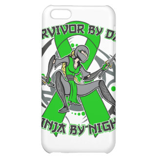 Bile Duct Cancer Survivor By Day Ninja By Night iPhone 5C Covers