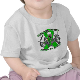 Bile Duct Cancer Survivor By Day Ninja By Night Shirt