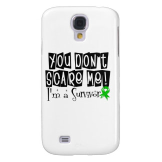 Bile Duct Cancer Survivor You Don't Scare Me Galaxy S4 Covers