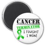 Bile Duct Cancer Terminator Refrigerator Magnets