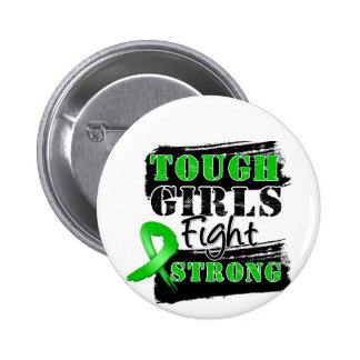 Bile Duct Cancer Tough Girls Fight Strong Button