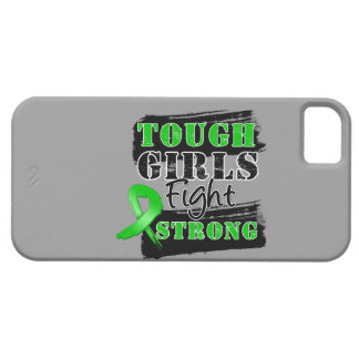 Bile Duct Cancer Tough Girls Fight Strong iPhone 5 Cover