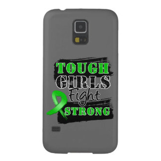 Bile Duct Cancer Tough Girls Fight Strong Galaxy S5 Case