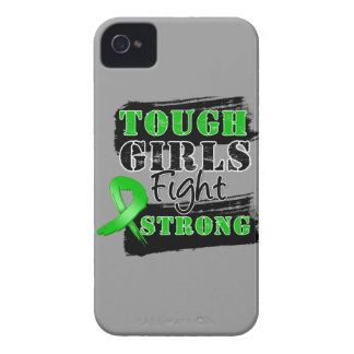 Bile Duct Cancer Tough Girls Fight Strong iPhone 4 Case-Mate Case