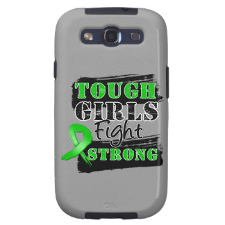 Bile Duct Cancer Tough Girls Fight Strong Galaxy S3 Covers