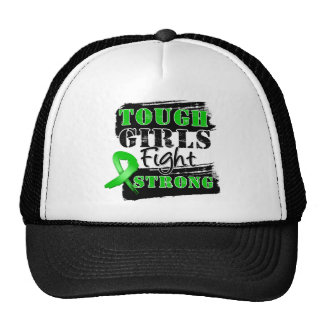 Bile Duct Cancer Tough Girls Fight Strong Mesh Hats