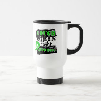 Bile Duct Cancer Tough Girls Fight Strong Mug