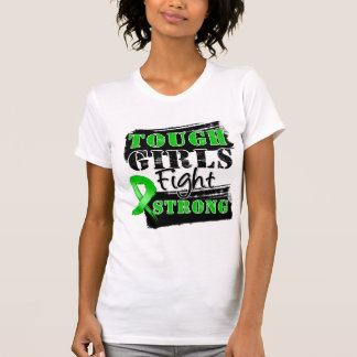 Bile Duct Cancer Tough Girls Fight Strong Shirt