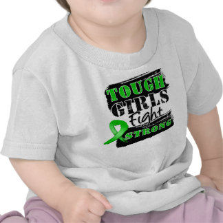 Bile Duct Cancer Tough Girls Fight Strong T Shirts