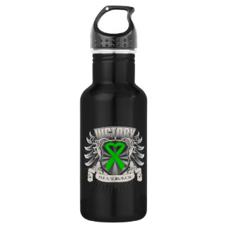 Bile Duct Cancer Victory 18oz Water Bottle
