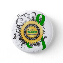 Bile Duct Cancer Warrior 23 Pinback Button