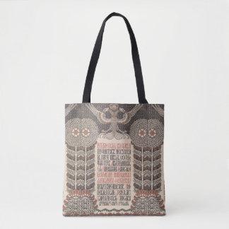 Bilibin's Exhibition Poster art bags