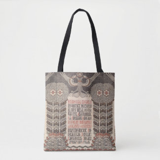 Bilibin's Exhibition Poster art bags Tote Bag