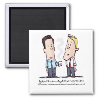 Bill_and_Struck Magnet