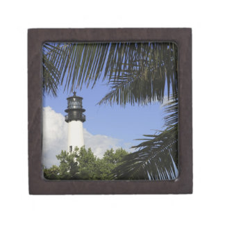 Bill Baggs Cape Florida Lighthouse, Bill Baggs 2 Jewelry Box