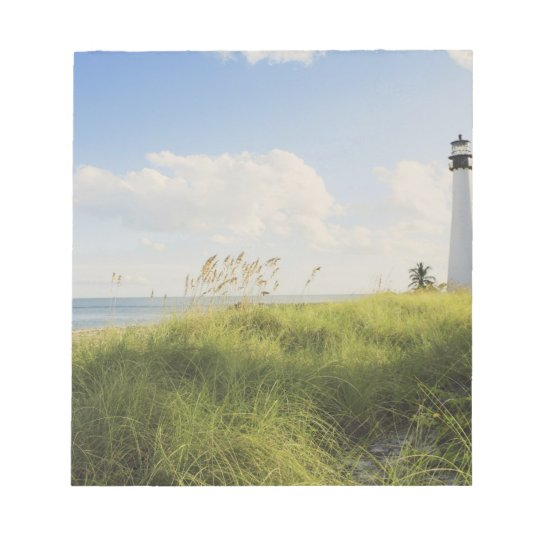 Bill Baggs Cape Florida Lighthouse, Bill Baggs Notepad