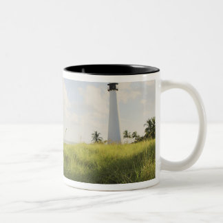Bill Baggs Cape Florida Lighthouse, Bill Baggs Two-Tone Coffee Mug