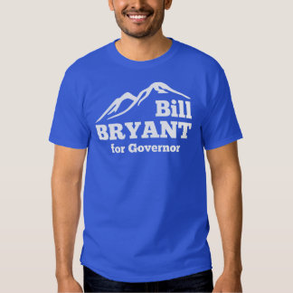Bill Bryant T-Shirt (dark)