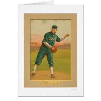 Bill Burns White Sox Baseball 1911 Card