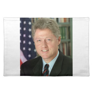 Bill Clingon Placemat