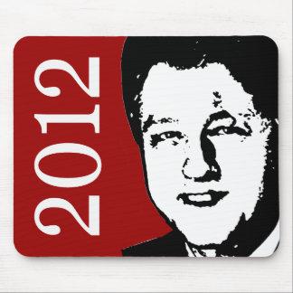 Bill Clinton 2012 Alfombrilla De Raton