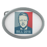 BILL CLINTON 2016 -.png Belt Buckle