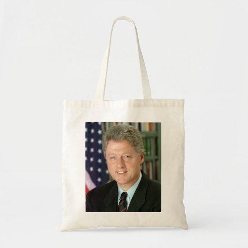 Bill Clinton Bolsas De Mano