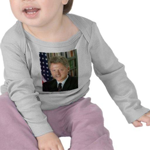 Bill Clinton Camisetas